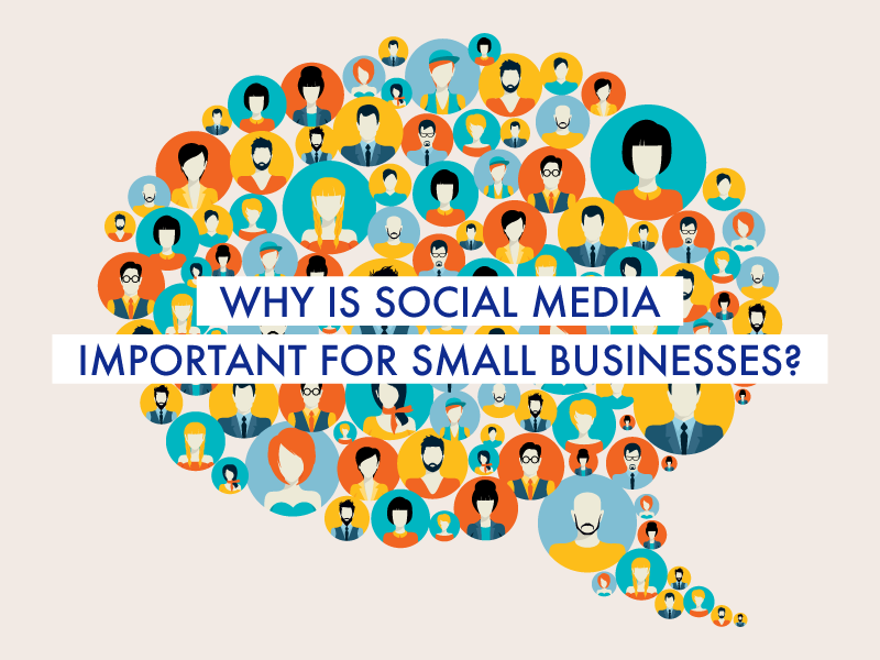 iDominium Blog - Why is Social Media Important for Small Businesses?